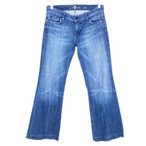 7 For All Mankind Jeans dojo Low Size 29 (32x32)